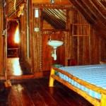 Depandance, mansard bedroom
