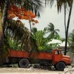 Jambiani truck
