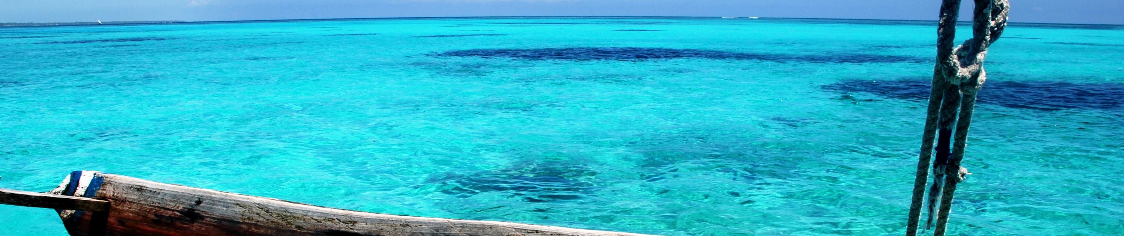 Jambiani sea